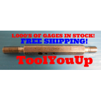 BUDGET M10 X 1 6H THREAD PLUG GAGE 10.0 1.0 GO NO GO P.D.'S = 9.350 & 9.500 TOOL