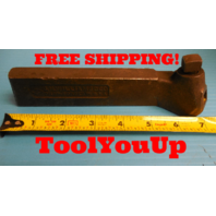 WILLIAMS 3/8 SQUARE TOOL BIT 1 3/8 TALL X 5/8 WIDE TOOL HOLDER SOUTHBEND LATHE