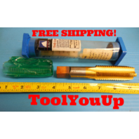 """1"""" 8 SPIRALOCK 4 FLUTE BOTTOMING TAP 1.0 MACHINIST TOOLING TOOLMAKER QUALITY"""