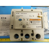 NEW CUTLER-HAMMER GROUND FAULT PROTECTOR FOR TYPE LG BREAKER ELLBN3400W 3 POLE
