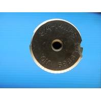 BUDGET PRICE 3/4 14 NPS THREAD PLUG GAGE .750 GO NO GO P.D.'S = .9889 & .9940