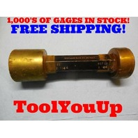 2.1344 & 2.144 SMOOTH PIN PLUG GAGE 2.1406 UNDERSIZE MACHINE SHOP TOOLING TOOLS