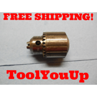 JACOBS 30B DRILL CHUCK 1/2 - 20 THREADED MOUNT MADE IN USA MACHINE SHOP TOOLING