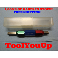 MSI VIKING CLASS Z METRIC SMOOTH PIN PLUG GAGE 10.013 mm & 10.035 mm MACHINIST