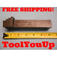 """TUNGALOY MCGNR - 165 TOOL HOLDER 1"""" DIA SQUARE SHANK INDEXABLE MACHINE SHOP TOOL"""