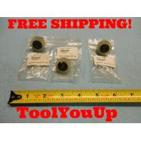 3 PCS SINGER SEWING MACHINE FEED RING GEAR 153487 MACHINE SHOP TOOLING MACHINIST