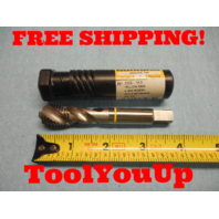 NEW GUHRING M16 X 2 6H TAP SPIRAL FLUTE BOTTOMING YELLOW RING HSS - E MACHINIST