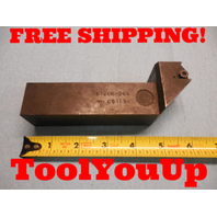 "STZ0R 204 LAYDOWN INSERT THREADING GROOVING LATHE TOOL HOLDER 1 1/4"" SHANK TOOLS"