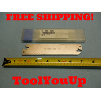 .156 WIDE CUT OFF PARTING BLADE FOR CNC OR MANUAL LATHE SPB125 - 5 - S NI TOOL