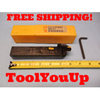 SANDVIK COROMANT LF151.37 16 044B25 PARTING / GROOVING TOOL HOLDER MACHINIST
