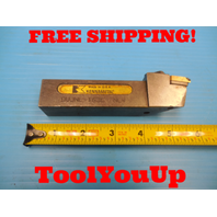 "KENNAMETAL DVJNL 163C NL4 1"" SQUARE SHANK  TOOL HOLDER MACHINE SHOP TOOLING"