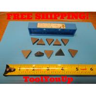 10 PCS SECO TPKN 2204DP-R HR 273.4 - 1630 S25M INSERTS MACHINE SHOP TOOLING