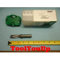 NEW WIDIA TDM0532R3SCF063 TOP DRILL BODY D = 0.532 MACHINE SHOP TOOLING TOOLS