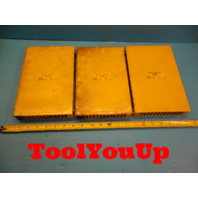 LOT OF 3 OUTPUT MODULE 0A16D A03B - 0801 - C117 FANUC LTD CIRCUIT BOARD AC120V