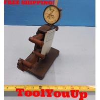 TRI START GAGE TRI ROLL COMPARATOR FRAME # 9 MACHINE SHOP PRECISION TOOLING
