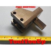 EPPINGER ? CNC LATHE TOOL HOLDER 30 mm SHANK 1 1/2 WIDE SLOT VDI MACHINE SHOP