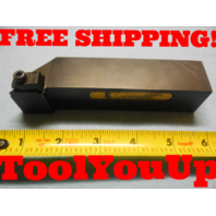 KENNAMETAL NRR 203D 1 1/4 SQUARE SHANK TOP NOTCH TURNING TOOL HOLDER TOOLING
