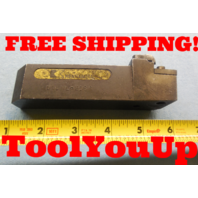 KENNAMETAL DCLNL 206 G 1 1/4 SQUARE TURNING TOOL HOLDS CNMG 642 643 641 INSERTS