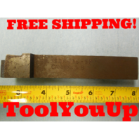 """CARBOLOY SDR 16 5P 1"""" DIA SHANK TURNING TOOL HOLDER MACHINE SHOP TOOLS"""