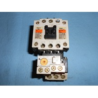 FUJI ELECTRIC MAGNETIC CONTACTOR SC-S-1Y TK-S-INY NEW CIRCUIT BREAKER 12 VOLT