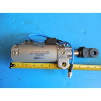 SMC CKP1A50 74 P74 856 PNEUMATIC CYLINDER CLAMP INDUSTRIAL PNEUMATICS