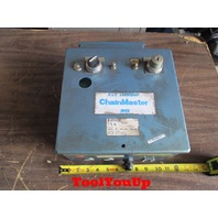 KLS LUBRIQUIP CHAINMASTER 097996 LUBRICATION CONTROL ELECTRONICS  MANUFACTURING