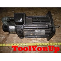 NEW YASKAWA CUP MOTOR UGCMED 22AA15F AND FEED BACK UNIT TFUE 05ZC7 ELECTRIC TOOL