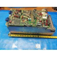 YASKAWA CPCR MR021KBT45  SERVOPACK FOR PARTS ONLY ELECTRIC INDUSTRIAL TOOLMAKER