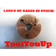5/8 32 NS GO ONLY THREAD RING GAGE .625 P.D. = .6047 MACHINE SHOP TOOLING TOOL