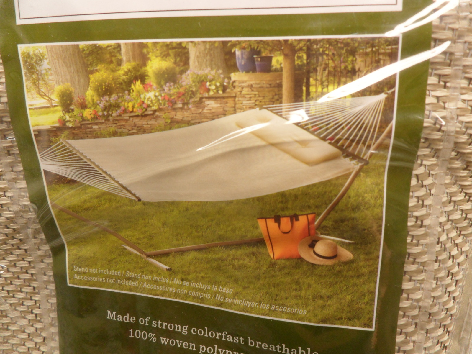 woven jumbo chair hammock product inch htm orange caribbean p jchco