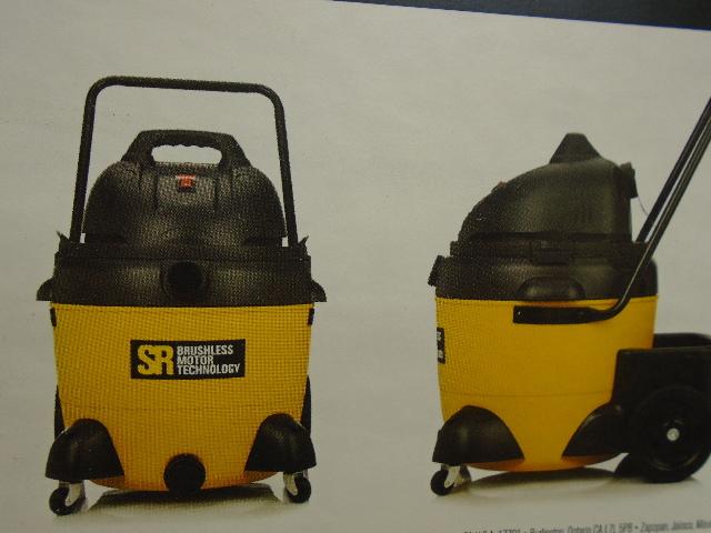 Shop Vac 9241810 18 Gal Heavy Duty Wet Dry Vac Vacuum W