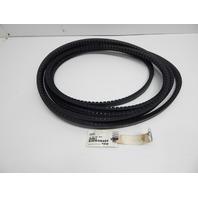 "Continental ContiTech Torque-Flex V-Belt, CX270, Cogged, 0.88""x0.53""x270"""