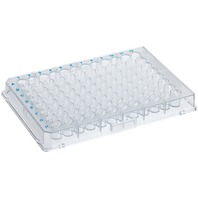 BrandTech BRANDplates hydroGrade Immunoassay Microplates 96-well U Bottom 100ct