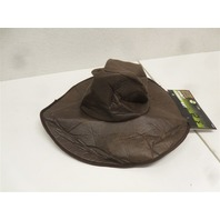 Totally Ghoul Halloween Dress Up Brown Cowboy Hat