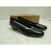 Soft Style by Hushpuppy Women's Angel II Black Pump Shoes, Size 9 Narrow