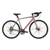 Micargi AVANT-53-GREY  Road Bike 53cm Aluminum Frame Bicycle, Grey SCRATCHES