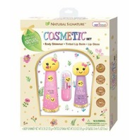 Hot Focus Natural Signature 110EM Cosmetic Body Shimmer Lip Gloss & Balm, Emoji
