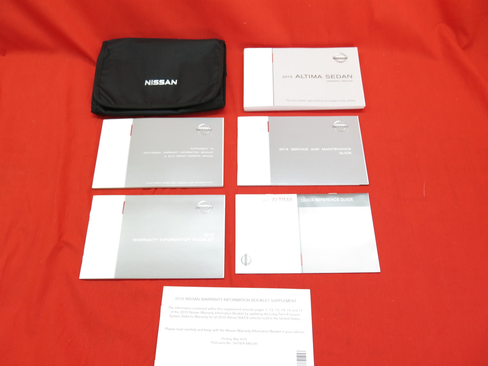 2013 Nissan Altima Sedan Manual Guide