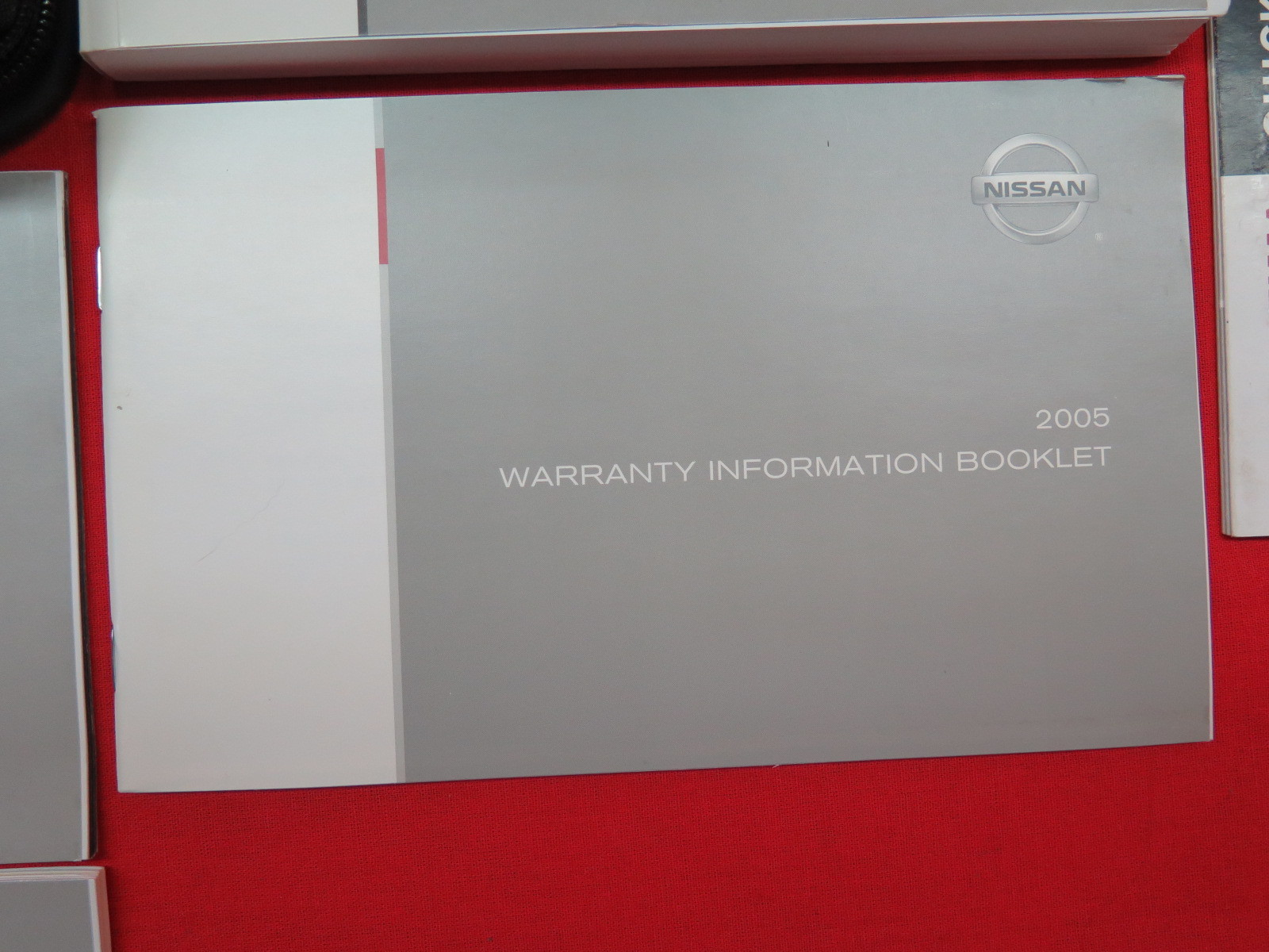 2005 nissan altima owners manual