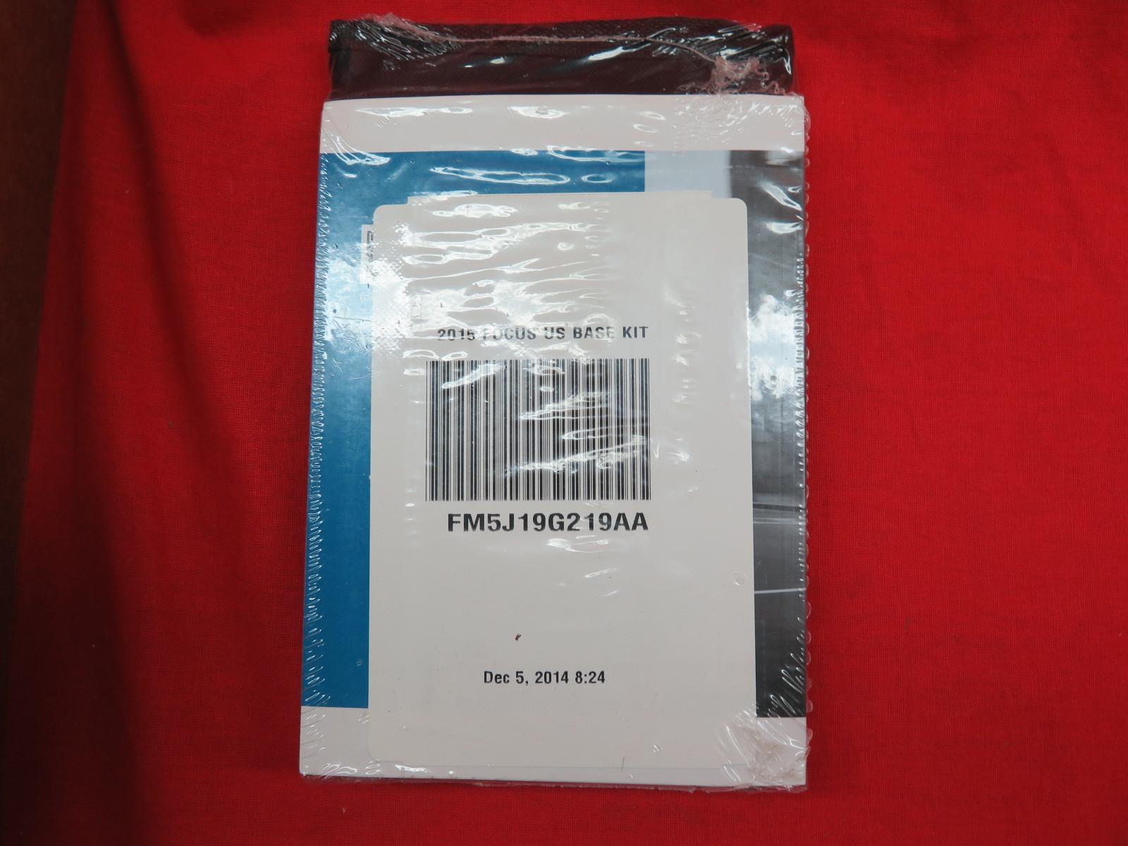 ford focus instruction manuals. Black Bedroom Furniture Sets. Home Design Ideas