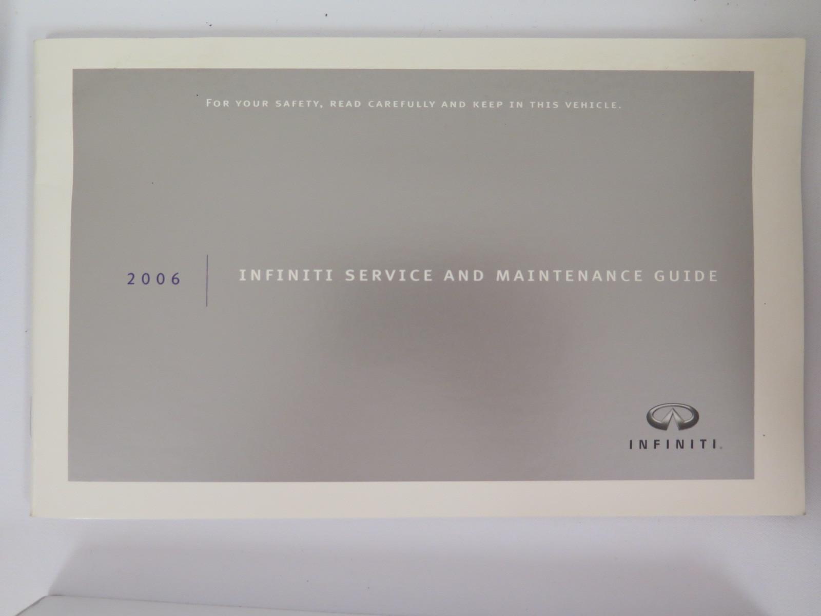 2006 infiniti m45 repair manual