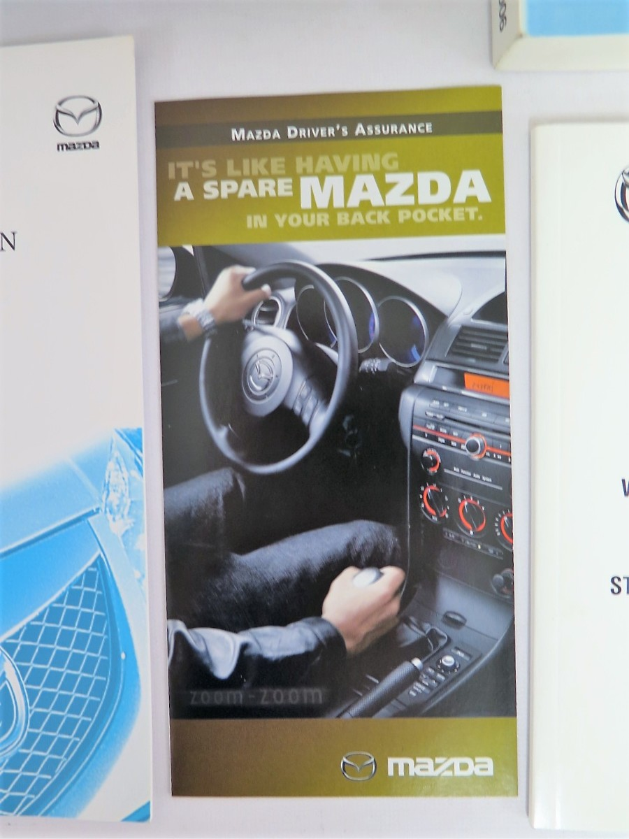 2006 Mazda 3 Owners Manual Book Bashful Yak Rh Bashfulyak Com Mazda 3  Owners Manual 2017 Mazda 3 Owners Manual 2007
