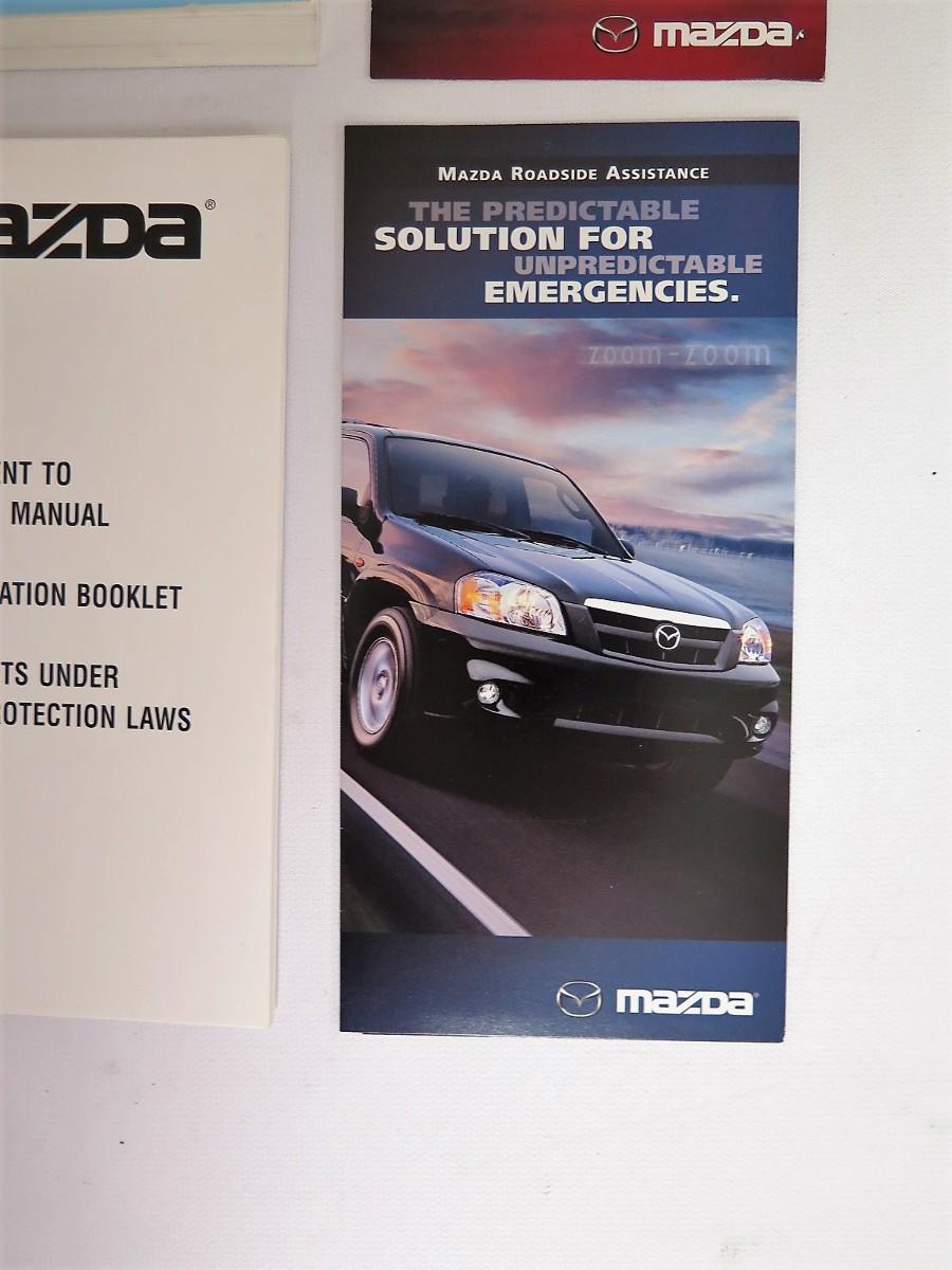 2006 mazda 3 owners manual book bashful yak rh bashfulyak com 2005 Mazda 3 2005 Mazda 3