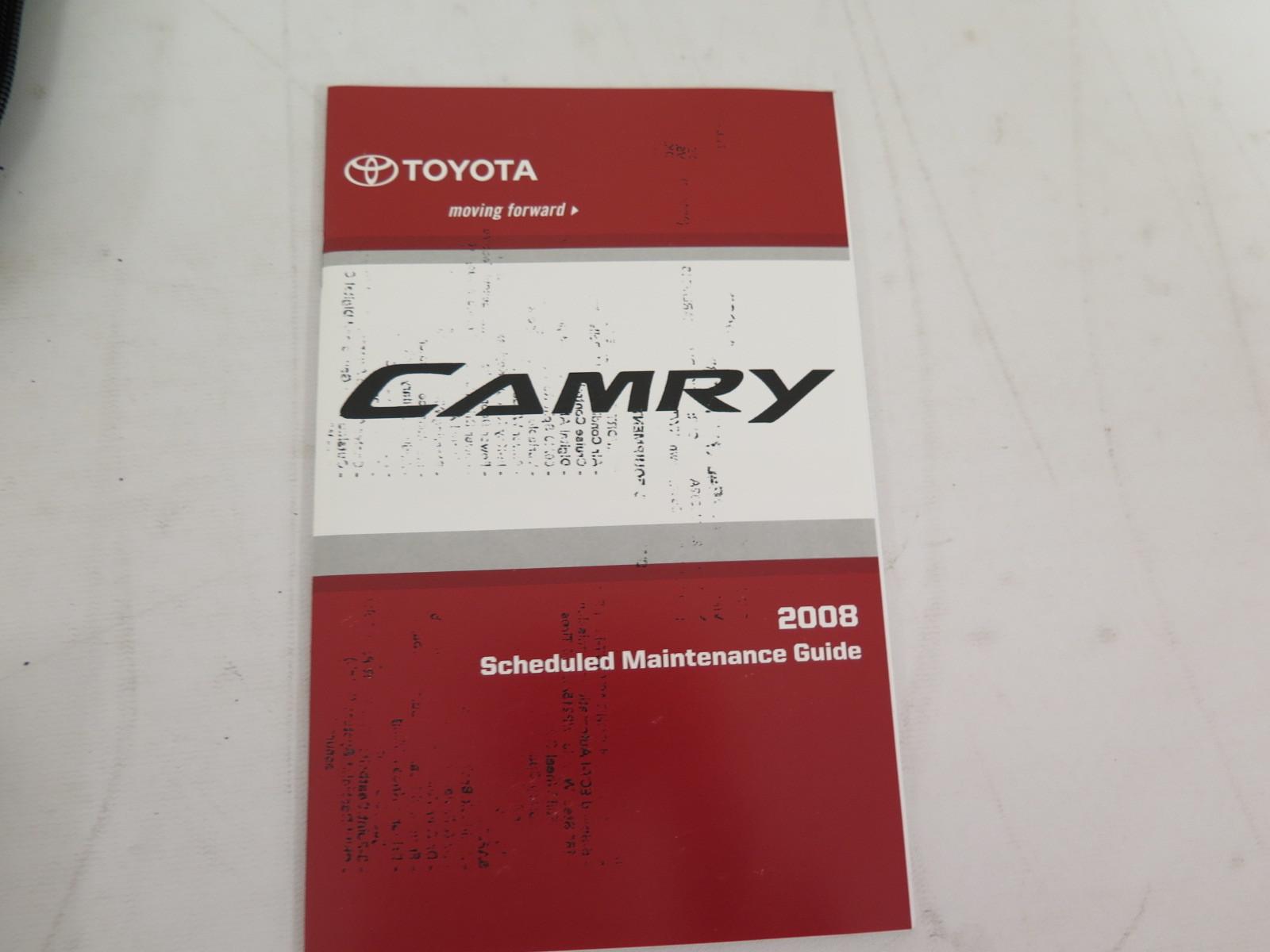 2008 toyota camry owners manual book bashful yak rh bashfulyak com toyota camry owners manual download toyota camry owners manual download