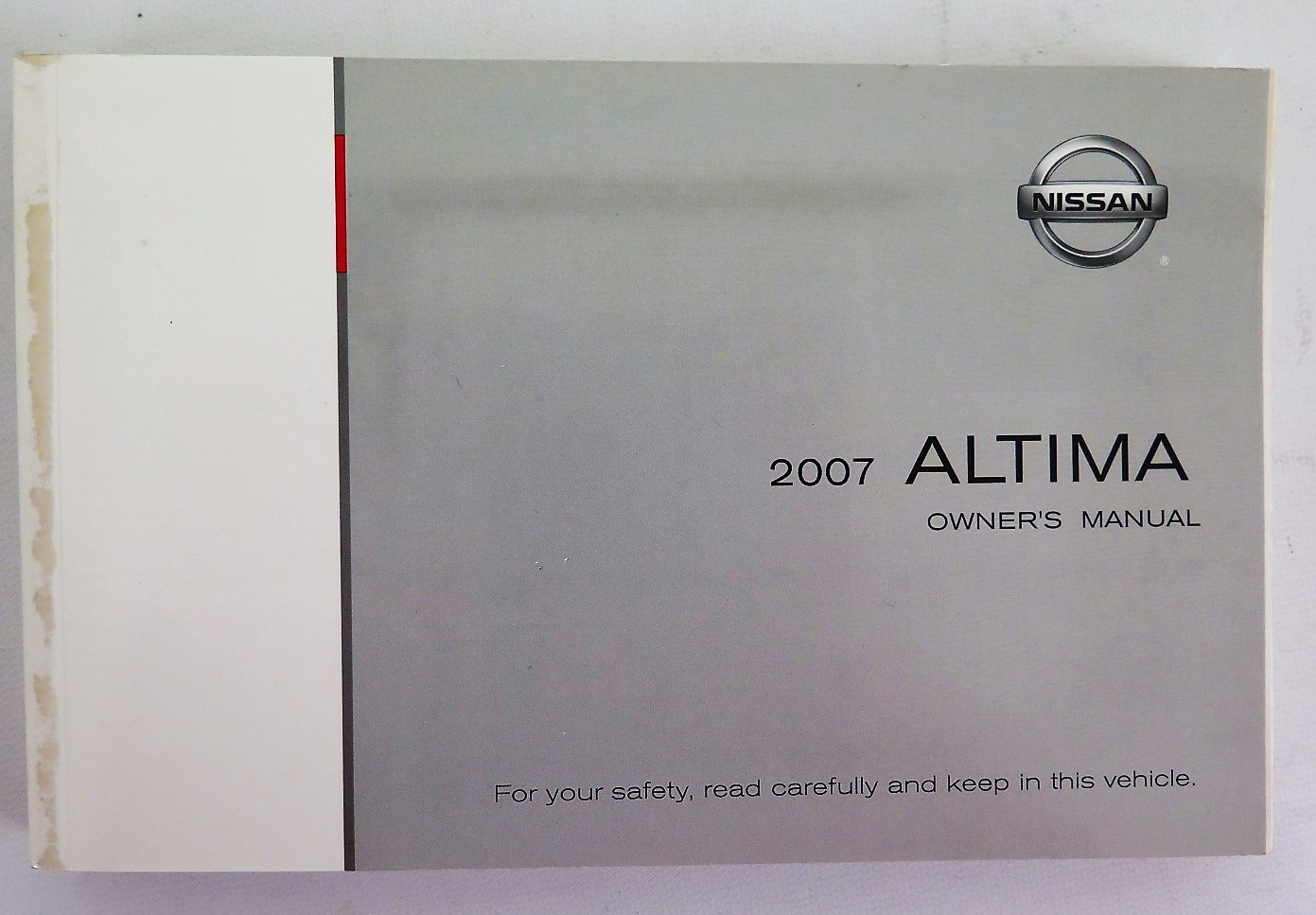 2007 nissan altima owners manual book bashful yak rh bashfulyak com 2007 nissan altima owners manual pdf 2007 nissan altima owners manual free