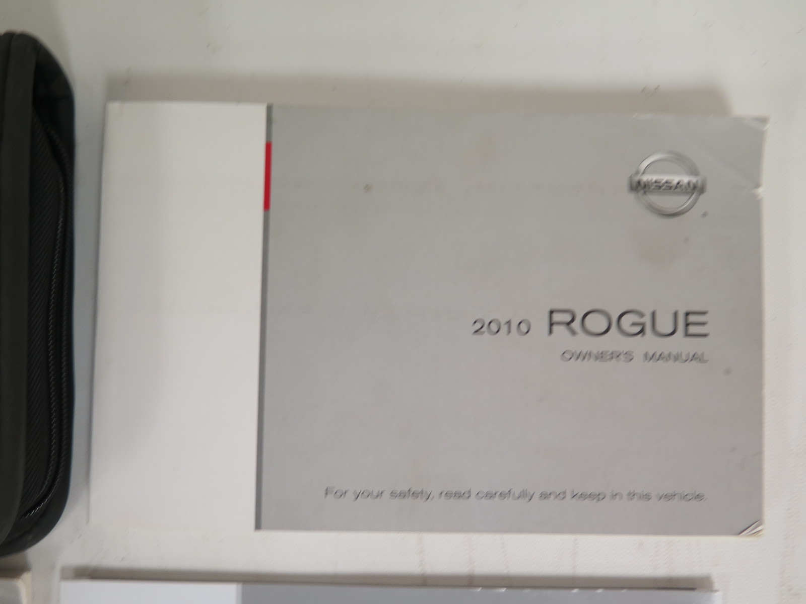2010 nissan rogue owners manual guide book