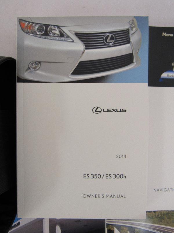 2014 lexus es 350 es 300h owners manual book bashful yak rh bashfulyak com lexus es 350 owners manual 2016 lexus es 350 owner manual download