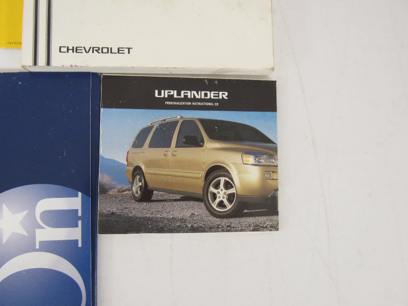 2005 chevy chevrolet uplander owners manual book bashful yak rh bashfulyak com 2005 chevrolet equinox owners manual 2005 chevy equinox repair manual pdf