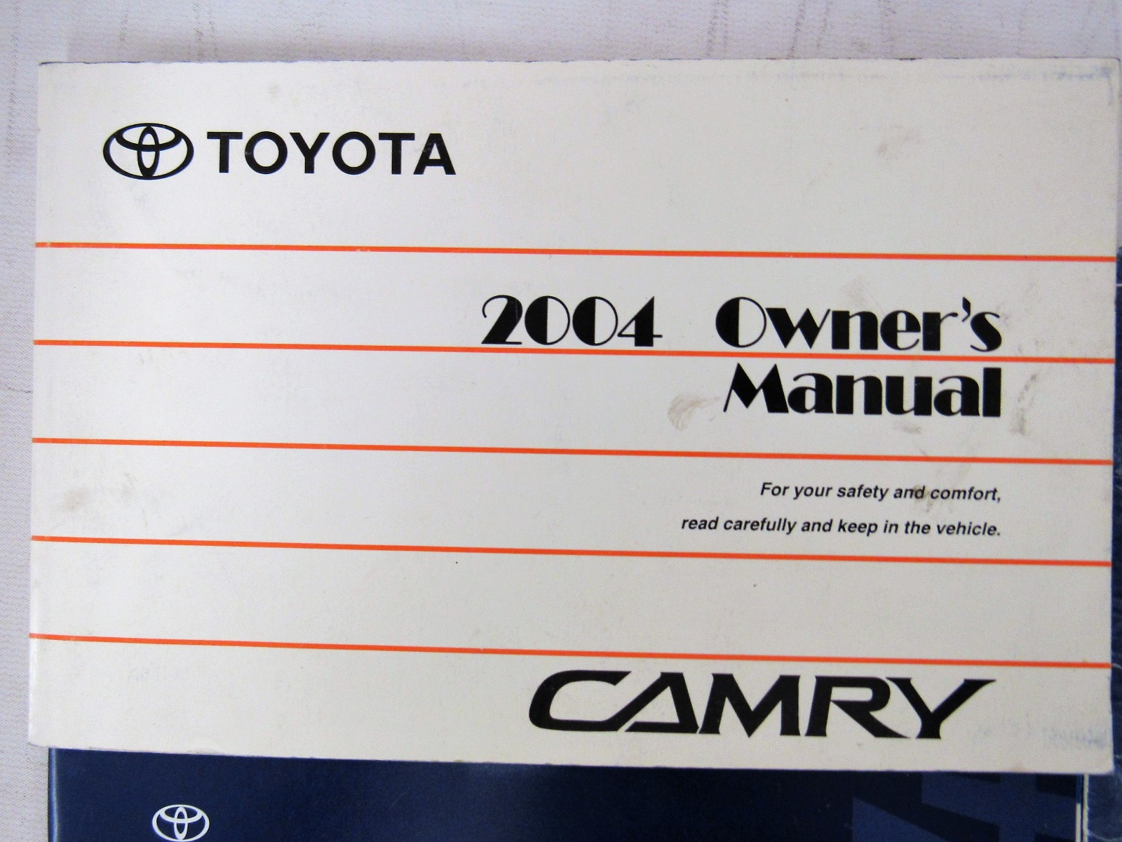 2004 toyota camry owners manual book bashful yak rh bashfulyak com toyota camry owners manual 1993 toyota camry owners manual 2011