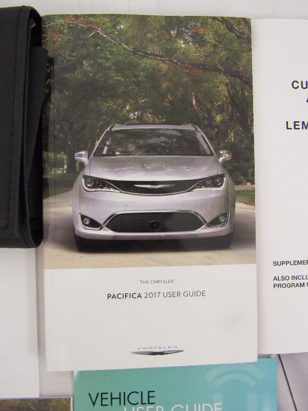 Chrysler owners user manualss user manuals array 2017 chrysler pacifica owners manual guide book bashful yak sciox Image collections